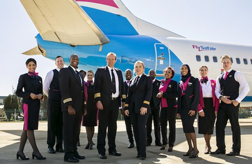 FlySafair Overview