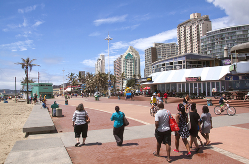 FlySafair Durban Beachfront