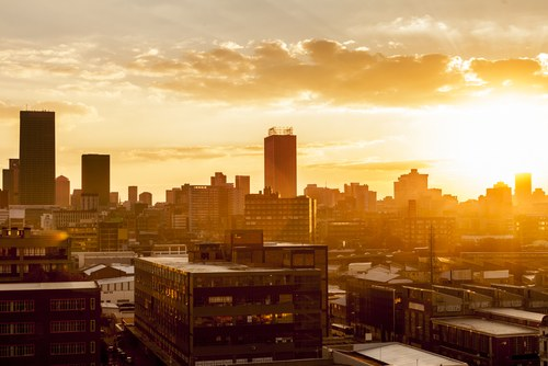 Johannesburg City of Gold