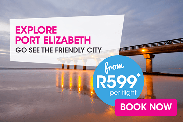 Cheap Flights to Port Elizabeth