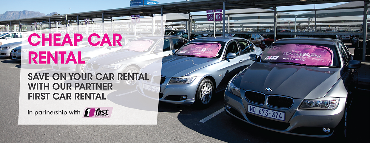 Flysafair Get Cheap Car Rental With Our Partners At Firs Car Rental