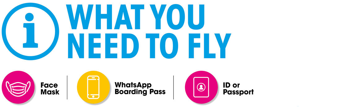 Three things you need to fly domestically with FlySafair