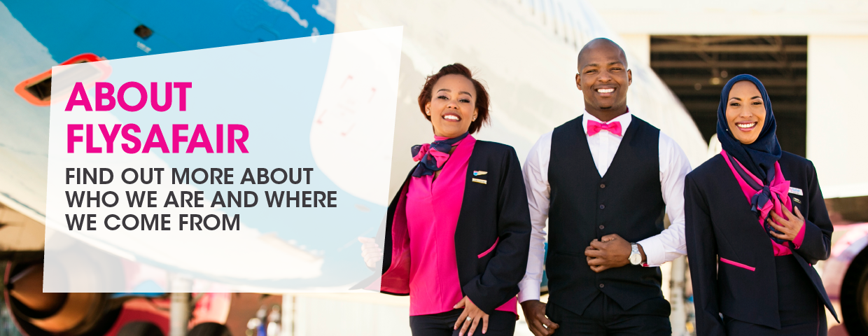 FlySafair About Us