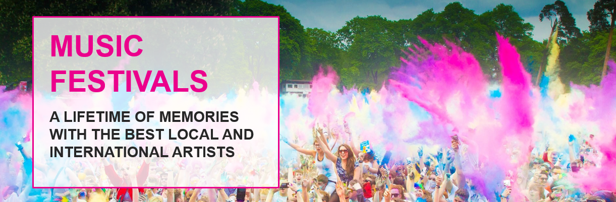 FlySafair Music Festivals